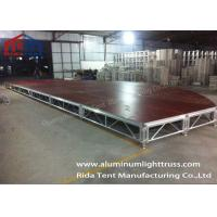 Buy cheap Light Weight Lighting Truss Stage / Concert Aluminum Stage Frame Truss from wholesalers