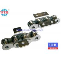 Quality Roller Chain Link Transmission Components , Precision Off Set Connect Link for sale