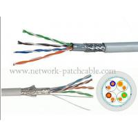 Quality Unshielded Twisted Pairs SFTP Cat5e Cable 1000ft For Computer for sale