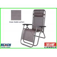 China Wooden Promotional Sports Products Outside Fold Lounge Chair Camping Sleep on sale