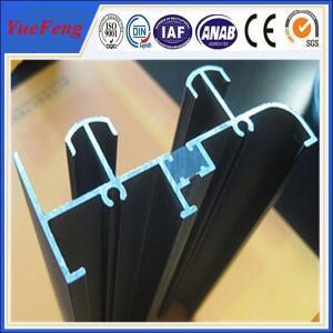 China 6063 T5 foshan aluminum extrusions manufacturer / aluminium channels / extrusion profiles on sale