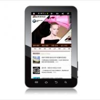 Quality 7 Inch Note Pad Google Android 4.0 Tablet PC with internal 3G WCDMA Voice Call for sale