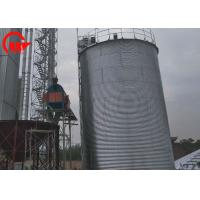 Quality Bolted Assembly Steel Grain Silo Easy Installation 12 Months Warranty for sale