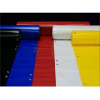 Quality Coloured Polypropylene Cloth , PP Synthetic Paper For Advertising Banner for sale
