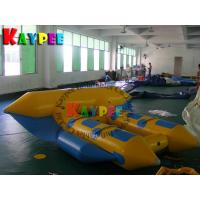 China Inflatable flying fish boat towable,water sled,water sport game,aqua sport game KBA007 on sale