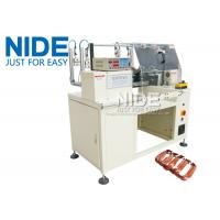 Quality Large Stator Cnc Automatic Coil Winding Machine For Three Phase Motor for sale