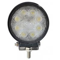 Buy cheap 5 Inch 24 W Round Car LED Fog Lights Black / White Diecast Aluminum Housing from wholesalers