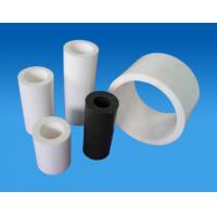 Buy Natural White PTFE Teflon Tube High Chemical Resistance Wire Use at wholesale prices