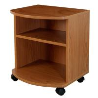 Buy cheap Movable Bedroom Night StandsParticle Board , Contemporary Bedside TablesFor Tighter Spaces from wholesalers