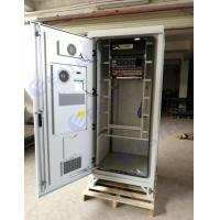 Quality Waterproof Power Supply Cabinet IP55 Anti Corrosion Thermal Insulated For Air Conditioner Equipment for sale