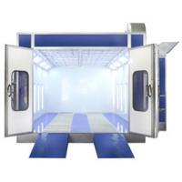 Buy cheap cheap spray painting booth, painting cabinet from wholesalers