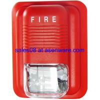 Buy cheap Fire alarm strobe conventional sounder from wholesalers