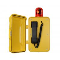 Quality Vandal Resistant Waterproof Emergency Phone / Weatherproof Telephone Box for sale