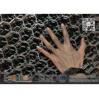 Buy cheap AISI316 Hex Metal with lance | 10mm Depth X1.5mmTHK | China Stainless Steel from wholesalers