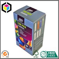 China Small Size CMYK Full Color Offset Print Carton Box; Condom Carton Packaging Box on sale