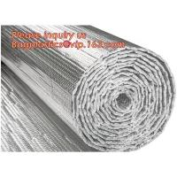 Quality Roof/Floor/Wall Heat Insulation Aluminum Foil Bubble Material / Thermal Insulation,Bubble Aluminum Foil Building Insulat for sale