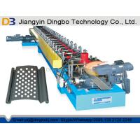 Buy Roller Shutter Slat Rolling Shutter Door Roll Forming Machine With Holes Machine at wholesale prices