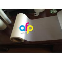 Quality Thermal Matt Lamination Roll , Printing Media Laminate Mylar Film Roll for sale