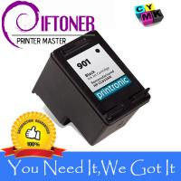 Quality Compatible HP CC653AN (HP 901) Black Ink Cartridge for sale