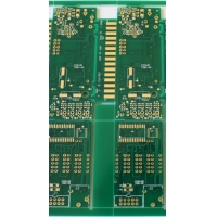 Quality OEM Electronics 10 Layer FR4 Tg150 Multilayer PCB Board 1.58mm Thickness for sale