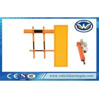 Quality IP44 Parking Lot Arm Barrier Gate Boom / Car Park Security Barriers for sale