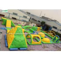 Quality Lead Free PVC Tarpaulin Inflatable Water Toys Digital Printing For Kids / Adults for sale