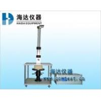 LCD Touch Screen Furniture Testing Machines , Automatic Foams Ball Rebound