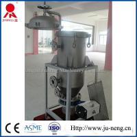 China Small Vertical Pressure Leaf Filters With Automatic Valve Discharge Vibration System on sale
