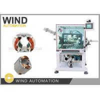China Automatic Winding Machine Two Pole Electric Motor Stator Field Coil on sale