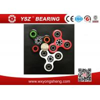 Buy Long Spinning Time Hand Fidget Spinner With Si3N4 Hybrid Ceramic Bearing at wholesale prices