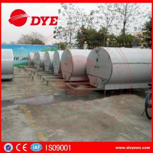 Quality Industrial Milk Storage Tank Transport Storage Semi - Automatic for sale