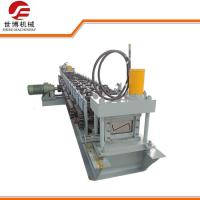 Quality Steel Frame Z Purlin Arc Panel Metal Steel Roll Forming Machine Full Automatically for sale