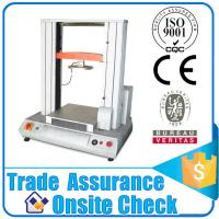 Quality Electronic Impact Testing Machine , Hardness Material Compression Foam Testing Equipment for sale