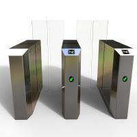 Quality Airport Turnstile Entry Systems Security Checkpoint Pedestrian Control DC Motor for sale