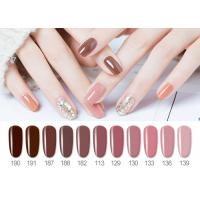 Quality High Quality Fast Delivery Pure Color Gel Nail POlish UV Soak Off Gel Polish for sale