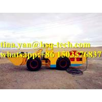 Quality RL-3 Load Haul Dump Truck Used For Tunneling and Coal Mining Underground for sale