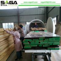 Quality Radio Frequency Heating Drying Wood Machine Timber Vacuum Dryer Kiln From saga for sale