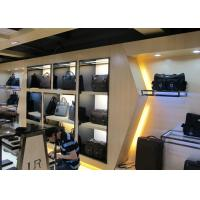 Buy Modern Style Handbag Display Cabinet Custom Size Color For Retail Store at wholesale prices