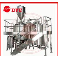 Quality Custom Red Copper Commercial Beer Making Equipment For  Restaurant CE for sale