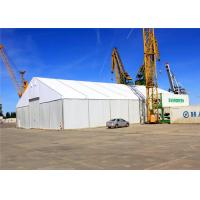 Buy Removeable Re Locatable Industrial Storage Tents Heavy Duty 15m X 30m , 20m X 30m at wholesale prices