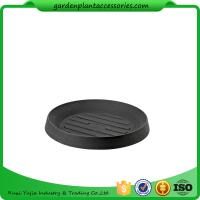 "Quality Plastic Flower Pot Saucers / Plant Pot Trays Prevents Water Stains On Decks ​Large: is 13"" inside diameter, 18"" outside for sale"