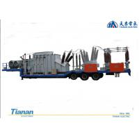Buy 132kv Prefabricated Mobile Vehicle Mounted semi-trailer Transformer Substation at wholesale prices