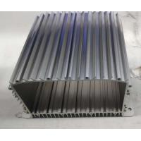 China OEM Extruded Aluminum Profiles Die Cast Enclosure Motor Housing Corrosion Resistant on sale