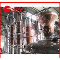 Buy 100Gal Stainless Steel Whiskey Commercial Distilling Equipment 1 - 3Layers at wholesale prices