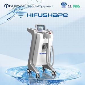 China 2015 HIFUShape Fast Painless Focused Ultrasound Fat Reduction System NBW-HIFU200 on sale