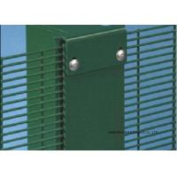 "Buy PVC Coated High Security Steel Wire Fencing Wire Fence Panel 4mm wire 3""*1/2"" at wholesale prices"