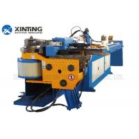 China 5 Inches Capacity CNC Tube Bender , Steel Bending Machine Global Warranty on sale