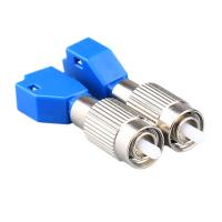 Quality OPTOSTAR Single Mode 9/125 to Fiber Optic Hybrid Adapter LC to FC Female to Male for sale