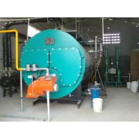 Quality Professional Natural Gas Steam Boiler 1 Ton - 10 Ton Garment Factory Used for sale
