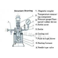 Quality High Pressure Reactor for sale